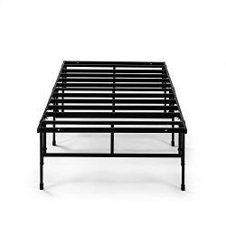 "Zinus 14 Inch Easy To Assemble SmartBase Mattress Foundation / Cot size / 30"" x 75"" / Platform B ..."