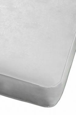 Safety 1st Heavenly Dreams White Crib Mattress, Lightweight, Water Resistant, White