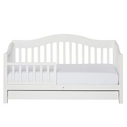 Dream On Me Toddler Day Bed, White