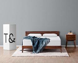 Tuft & Needle Mattress, Full Mattress with T&N Adaptive Foam, Sleeps Cooler & More S ...