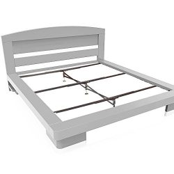 Glideaway X-Support Bed Frame Support System, GS-3 XS Model – 3 Cross Rails and 3 Legs  ...