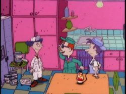 Chuckie's Bachelor Pad/Junior Prom