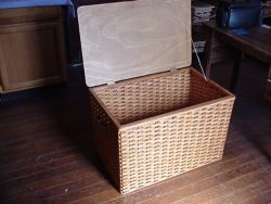 Basket – Wedding Chest – Hope Chest – Blanket Chest – Toy Chest –  ...
