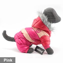 Hot Sale Winter Pet Dog Clothes Super Warm Down Jacket For Small Dogs Waterproof Dog Coat Thicke ...