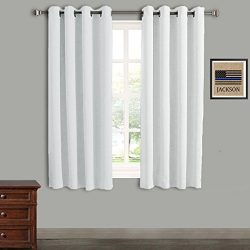 RHF Blackout Thermal Insulated Curtain-white blackout curtains-Grommet curtains,blackout curtain ...