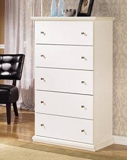 Ashley Furniture Signature Design – Bostwick Shoals Chest of Drawers – 5 Drawers &#8 ...