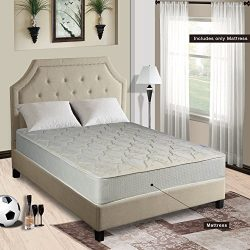Spring Sleep 9″ Hollywood Collection Fully Assembled Othopedic Mattress & Box Spring, Full