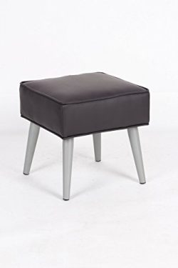 Mini Bench Small Vanity Bathroom Chair Stool Bedroom Mini Bench Bath Metal Modern Seat New