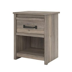 Ameriwood Home 5759337COM Bassinger Nightstand, Gray Oak