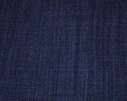 Wedge Bolster Cover (Linen Navy Blue )