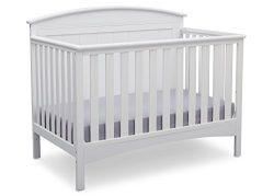 Delta Children Archer 4-in-1 Crib, Bianca