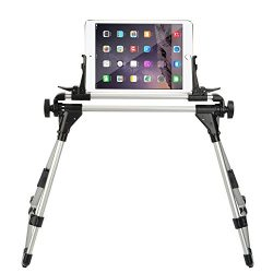 StillCool Universal Tablet Bed Ipad Stand Holder Frame Intersection Angle Easy Adjustment for iP ...