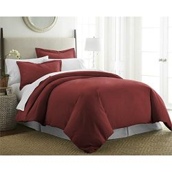 ienjoy Home Hotel Collection Luxury Soft Brushed 1800 Series Microfiber Duvet Cover Set –  ...