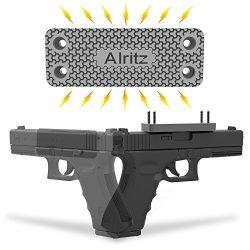 Magnet Gun Mount for Car, 42 Lbs Rubber Coated Magnetic Gun Holster, Concealed Holder for Pistol ...