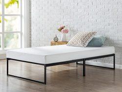 Zinus 12 Inch Platforma Bed Frame / Mattress Foundation/ No Box Spring needed / Metal Slat Suppo ...