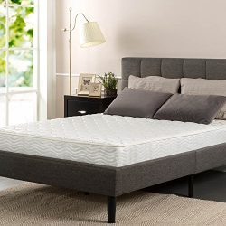 Zinus Pocketed Spring 8 Inch Classic Mattress, Full
