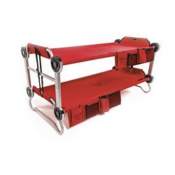 Kid-O-Bunk With Organizers – Red