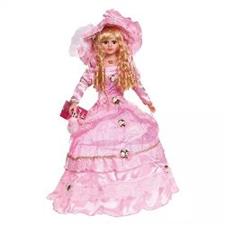 LOVOUS 60CM Musical Rotating Dancing Princess Doll Clockwork Spring Music Box Dancer Brinquedos  ...