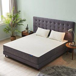 Sweetnight 10 Inch Gel Memory Foam Mattress, CertiPUR-US Certified,Full Size