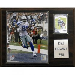 NFL Dez Bryant Dallas Cowboys Player Plaque