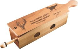 Cass Creek – Harmon Scents – Turkey Box Call – CCHTBC – Spring Gobbler Call