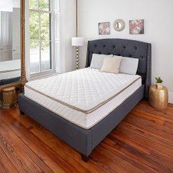 Classic Brands Pillow-Top Innerspring 10-Inch Mattress, California King