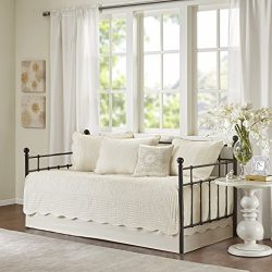 Tuscany 6 Piece Daybed Set Ivory Daybed