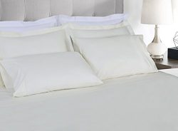Threadmill Home Linen 800 Thread count bedding collection 100% ELS Cotton Solid Sateen Sheet Set ...