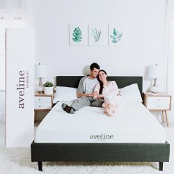 Modway Aveline 6″ Gel Infused Memory Foam Queen Mattress With CertiPUR-US Certified Foam & ...