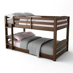 Dorel Living FZ7891 Phoenix Bunk Bed, Twin, Mocha