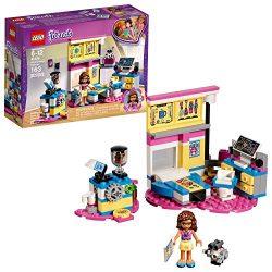LEGO Friends Olivia's Deluxe Bedroom 41329 Building Set (163 Piece)