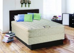 Continental Sleep Mattress,9″ Pillow Top Fully Assembled Orthopedic Full Size Mattress and ...