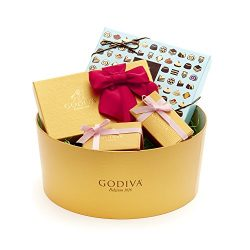 Godiva Chocolatier Spring Treats Chocolate Gift Set, Great for Gifting