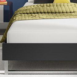 Signature Sleep Memoir 8 Inch Memory Foam Mattress with CertiPUR-US certified foam, Twin XL