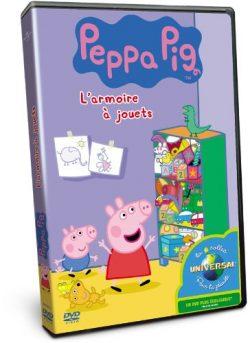 Peppa Pig – L'armoire à jouets