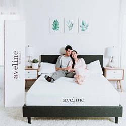 Modway Aveline 10″ Gel Infused Memory Foam Full Mattress With CertiPUR-US Certified Foam & ...