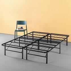 Zinus 14 Inch Classic SmartBase Mattress Foundation/Platform Bed Frame/Box Spring Replacement/Qu ...