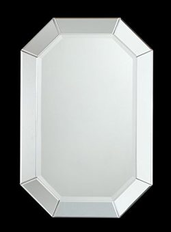The Display Guys, Large 24 x 36 inches Decorative Wall Mirror For Vanity, Bedroom, or Bathroom H ...