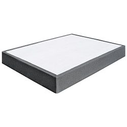 TATAGO 3000lbs Max Weight Capacity 9 Inch Heavy Duty Metal Box Spring Mattress Foundation, Extra ...