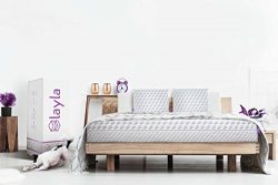 Layla Sleep Memory Foam King Mattress – Copper Infused Cooling System