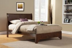 Alpine Furniture West Haven 4 Piece Bedroom Set, Full Size