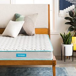Linenspa 6 Inch Innerspring Mattress – Full XL