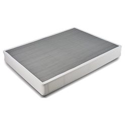 HOMUS 9 Inch High Profile Strong Steel Structure Box Spring/Easy assembly Smart Mattress Base/Fo ...