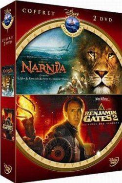 Le Monde de Narnia: chapitre 1 – le lion, la sorcière blanche et l'armoire magique + ...