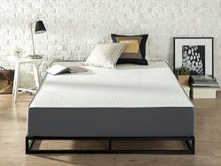 Zinus 10″ Viscolatex Memory Foam Mattress, Queen