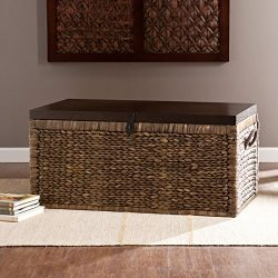 Coffee table Chest 17.5″ H x 37.75″ W x 21.5″ D Target ikea foosball restauran ...