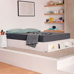 Casper Sleep Essential Mattress, Twin, Gray