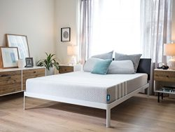 Leesa Mattress, Queen, 10inch Cooling Avena and Contouring Memory Foam Mattress, Supportive Mult ...