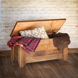 Blanket Chest/Storage Trunk – 37x17x18″ tall