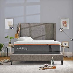 Tempur-Pedic TEMPUR-ProAdapt 12-Inch Firm Cooling Foam Mattress, Queen, Made in USA,  10 Year Wa ...